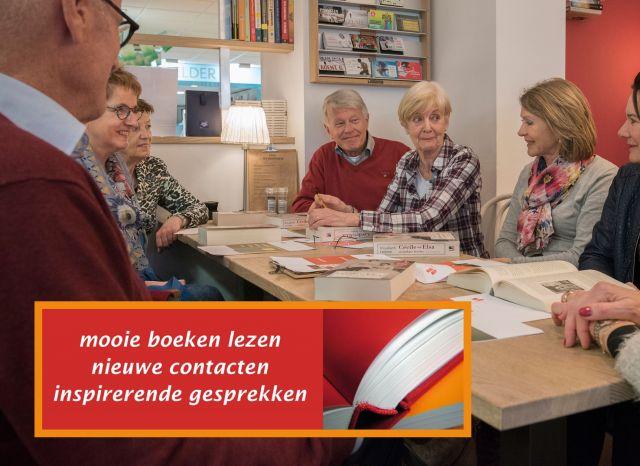 Informatiebijeenkomst over start leesgroep in Wageningen