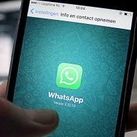 Appen met WhatsApp