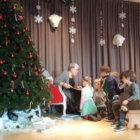 Voorlezen in de kerstvakantie