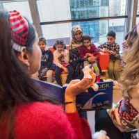 ONLINE Voorlezen in het Perzisch / قصه گویی به فارسی برای کودکان