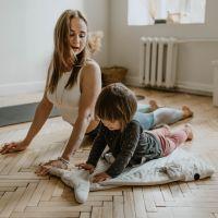 Kinderyoga: ontspannen en balans