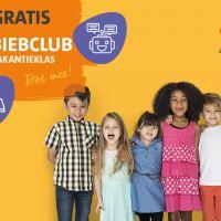 Biebclub Vakantieklas Regio Midden