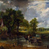 Lezing over het leven en werk van John Constable