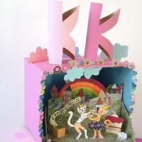 Kijkkastjes maken met de makers van Koning & Koning