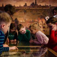 Kinderboekenweek Doe-middag in het Museum Stadskasteel Zaltbommel 11-10-2020 14:00