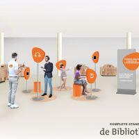 App-tour van de Online Bibliotheek