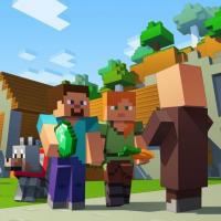 Minecraft - terug naar de Middeleeuwen