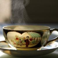 Een Hollandse theevisite met theeproeverij en snoeperij