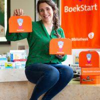BoekStart inloopuurtje met de BoekStart-coach