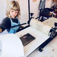 Workshop Papier van Toen: leer zelf papier scheppen en bedrukken