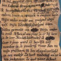 Vossenjacht de brief voor de koning