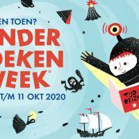 Opening Kinderboekenweek groep 7 en 8