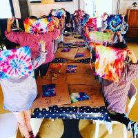 Workshop Tie & Dye