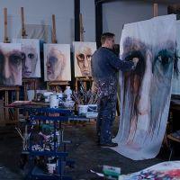 Schilderen met Rudi Stuve