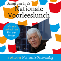 Voorlees High Tea | Nationale Ouderen Dag