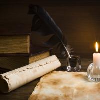 Ontdek en beleef handgeschreven boeken uit de middeleeuwen!