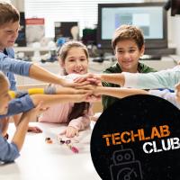 Clubdag van de TechLab Club (proefles)
