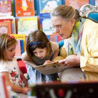 Voorlezen in de bieb LEENDE (2-4 jaar)