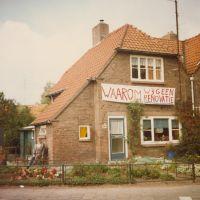 Historische foto-expositie 100-jarige Van Deventerweg Oosterbeek