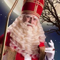 De voeten van Sinterklaas
