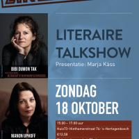 Zin op Zondag - Literaire Talkshow
