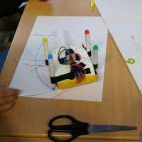 Bouw een tekenmachine ( die automatisch kunst maakt) 22-12-2020 13:30