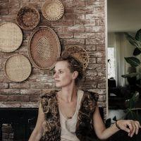 DDW Online Meet & Greet Babette Leertouwer - Halona wandkleden van onbehandelde wol