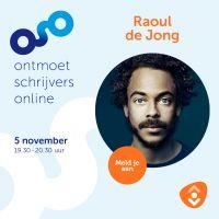 Ontmoet Schrijvers Online 05-11-2020 19:30