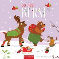 Boekstartfeestje: Op naar kerst