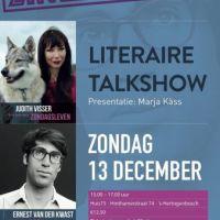 Literaire talkshow: Zin op Zondag