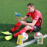 Online voorlezen op woensdagmiddag: Spelers van Helmond Sport lezen voor!