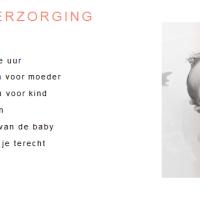 Online voorlichting: Babyverzorging