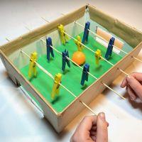 Digilab – Bouw je eigen mini-voetbaltafel 06-03-2021 15:00
