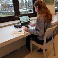 Reserveer een studieplek - Bibliotheek Rosmalen