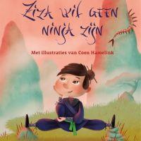 Kindertheater: Ziza wil geen ninja zijn