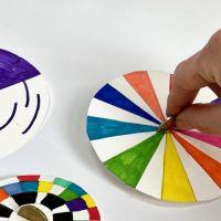 Kidslab - Maak een illusie met een tol (6-9 jaar)