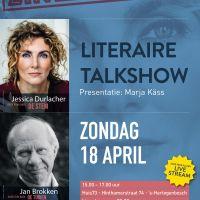 Zin op Zondag Literaire Talkshow Livestream