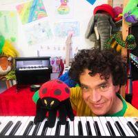 Zin in Zondag: Muziek maken met Dirk Scheele