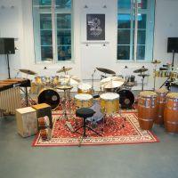 Rhythm and Progress | work-out Drummen