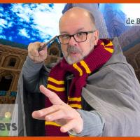 Minecraft Challenge #12 - Bouw een kasteel voor Harrie Snotter! 29-04-2021