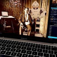 Kidslab - Photoshop een tijdverwisseling (8-12 jaar)