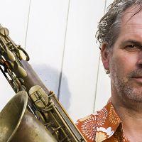 Paul van den Oever | work-out saxofoon spelen
