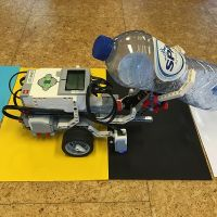 Maakplaats: LEGO Mindstorms Opruimrobot | 10-12 jr