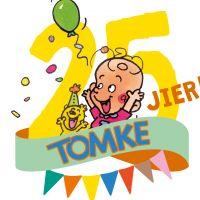 It is Feest! Feest foar Tomke!