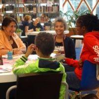 Afsluiting Kinderboekenweek met Levende verhalen