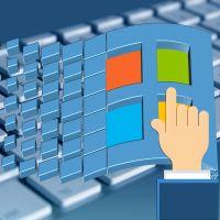 Internetcafé - Het Windows Startmenu