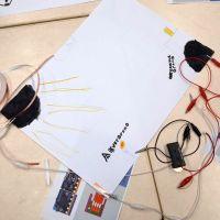 FamilieAtelier: Interactieve muziekposter met Micro:bit 31-10-2021 14:00