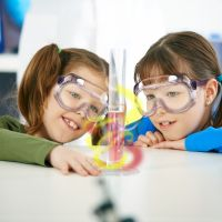 Tomatenketchup in actie - Workshop Mad science -