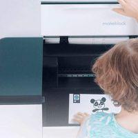 DigiBiebLab: 2D ontwerpen met de laserbox