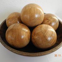 Expositie houtdraaiwerk van Willem Jansen